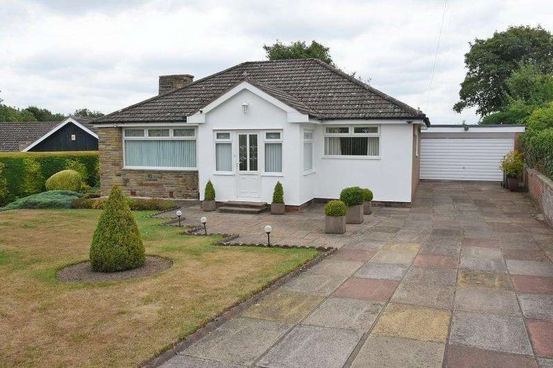 2 Bedrooms Detached Bungalow for sale in Bancroft, Acton Bridge