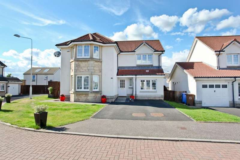 4 Bedrooms Detached House for sale in William Sinclair Street, Kirkcaldy
