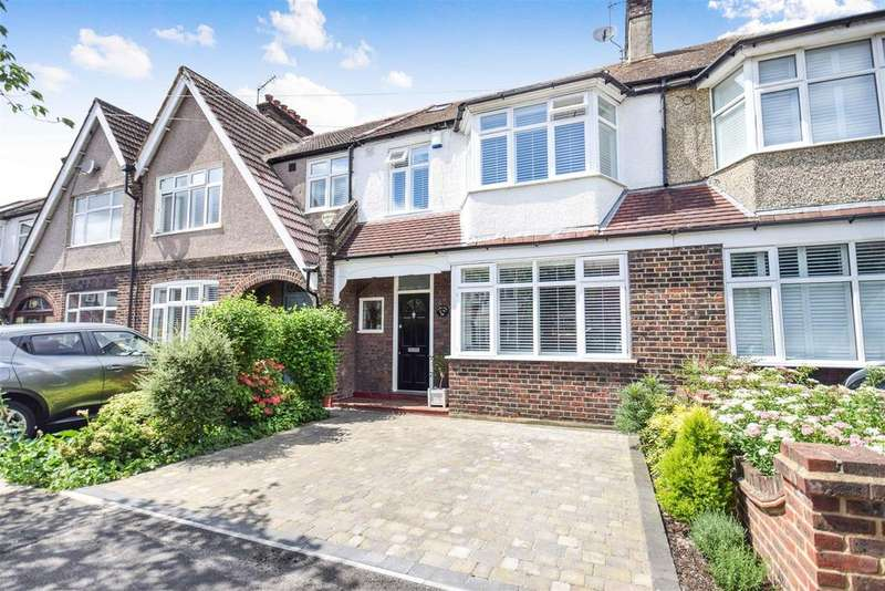 4 Bedrooms House for sale in Firstway, Raynes Park