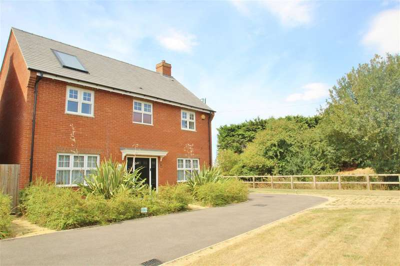 4 Bedrooms Detached House for sale in Wheeler Place, Buckingham