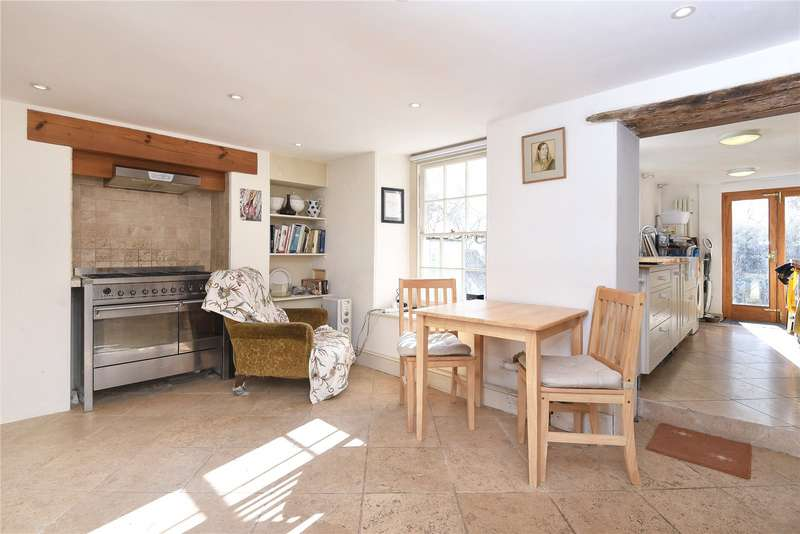 4 Bedrooms Terraced House for sale in Dowry Parade Bristol Somerset BS8
