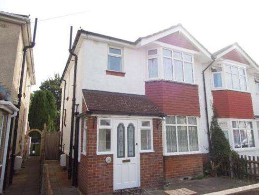3 Bedrooms Property for sale in Warren Avenue, Southampton, SO16 6AH