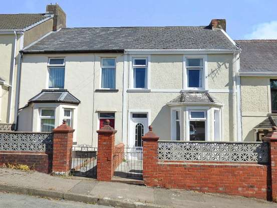 3 Bedrooms Terraced House for sale in Harcourt Road, Gwent, NP23 4TU