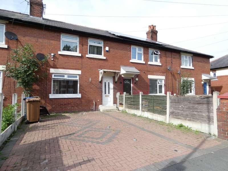 2 Bedrooms Terraced House for sale in Barlow Road, Dukinfield, Greater Manchester, SK16