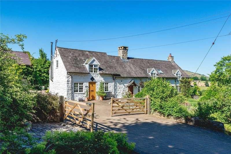 3 Bedrooms Farm Commercial for sale in Cefn Coch, Llanrhaeadr Ym Mochnant, Oswestry, Powys