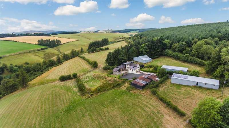 3 Bedrooms Equestrian Facility Character Property for sale in Newcastle, Craven Arms, Shropshire