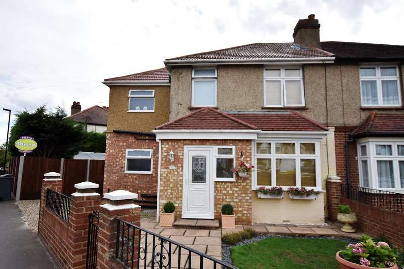 5 Bedrooms Semi Detached House for sale in Rosslyn Avenue, Feltham