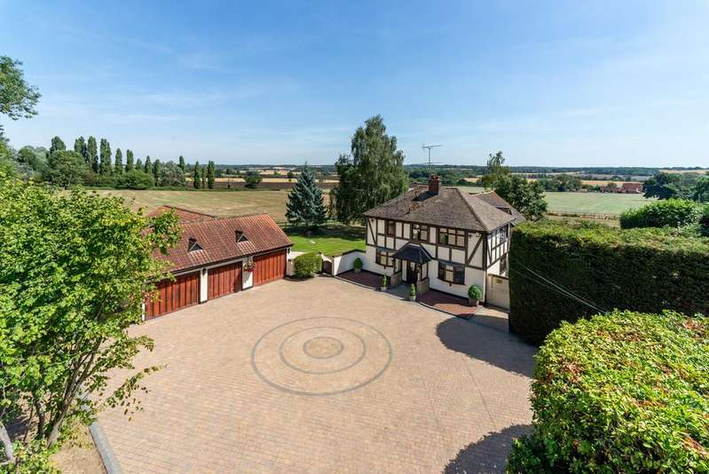 4 Bedrooms Detached House for sale in Stanford Rivers, Ongar
