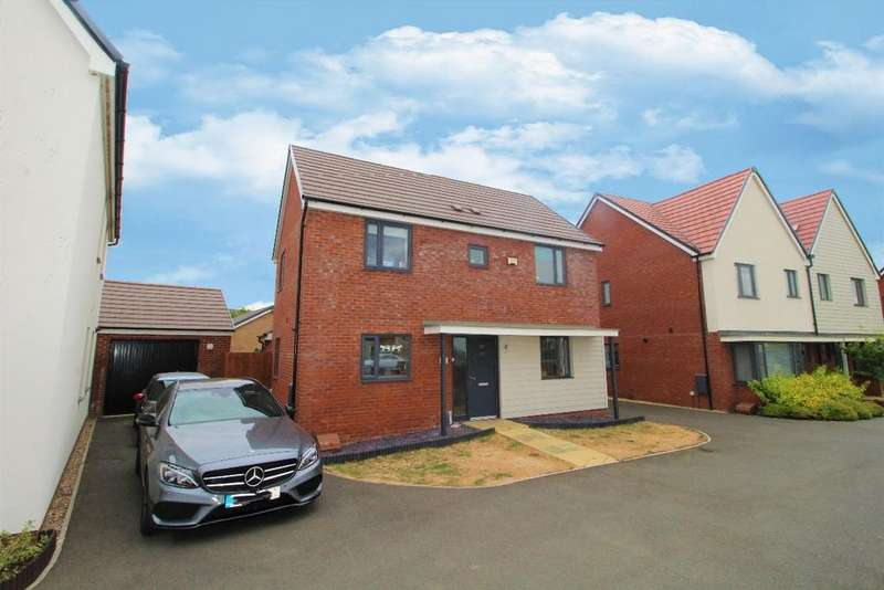 3 Bedrooms Detached House for sale in Folkes Road, Wootton, Bedfordshire, MK43