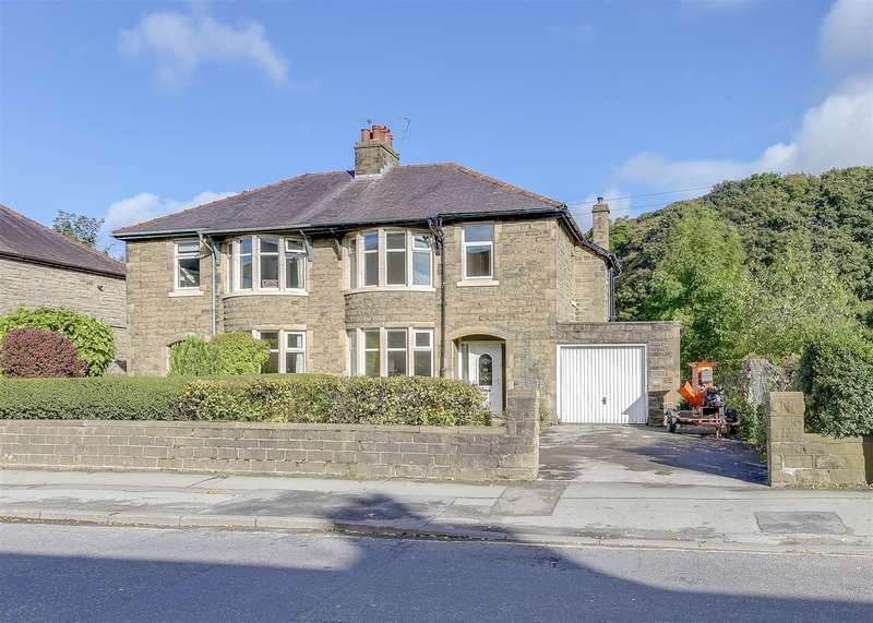 3 Bedrooms Semi Detached House for sale in Bacup Road, Rawtenstall, Rossendale