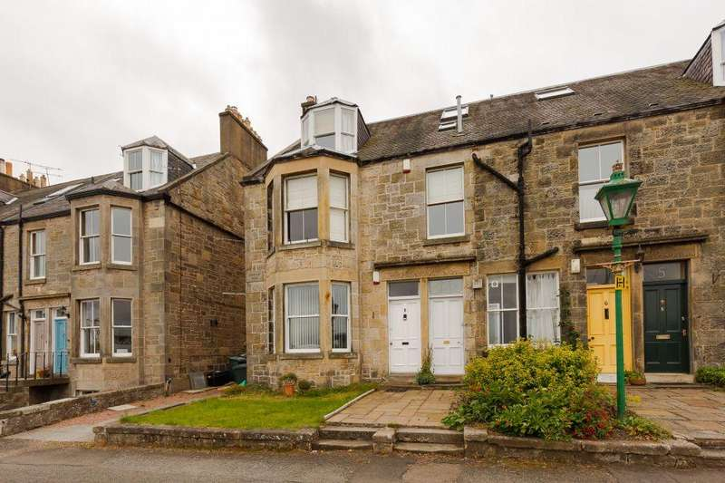 2 Bedrooms Ground Flat for sale in 8 Villa Road, South Queensferry, EH30 9RF