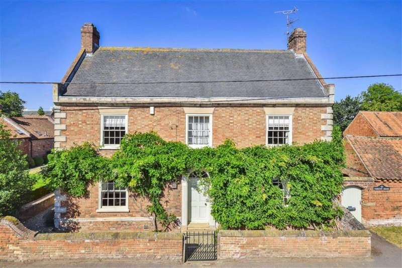 6 Bedrooms Detached House for sale in High Street, Carlton Le Moorland, Carlton-Le-Moorland Lincoln, Linconshire