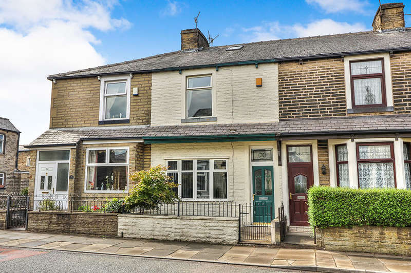 2 Bedrooms Terraced House for sale in St. Matthew Street, Burnley, BB11