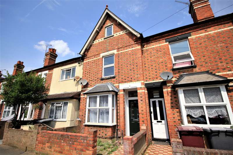 3 Bedrooms House for sale in Filey Road, Reading, RG1