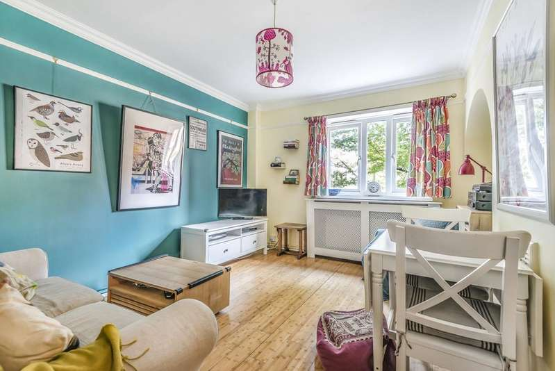 2 Bedrooms Flat for sale in Denmark Hill Estate Camberwell SE5