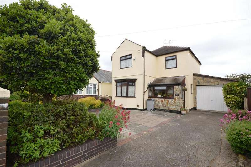 3 Bedrooms Detached House for sale in Sandbrook Lane, Wirral
