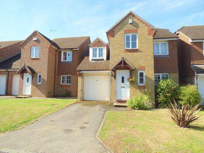 4 Bedrooms Detached House for sale in Tylers Green Road,Crockenhill Village