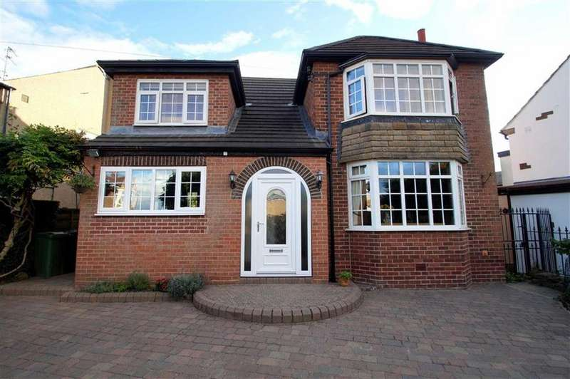 3 Bedrooms Detached House for sale in The Haven, Leeds
