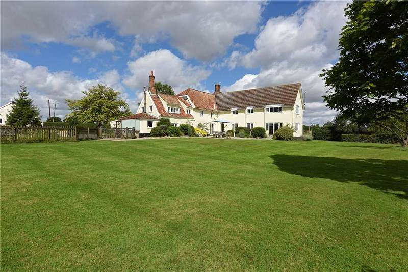 5 Bedrooms Unique Property for sale in Peasenhall, Saxmundham, Suffolk, IP17