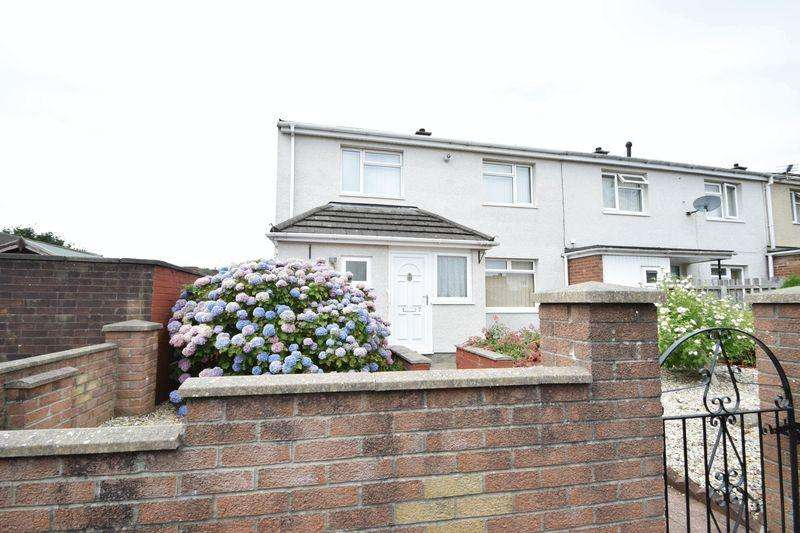 2 Bedrooms End Of Terrace House for sale in Brecon Walk, Cwmbran