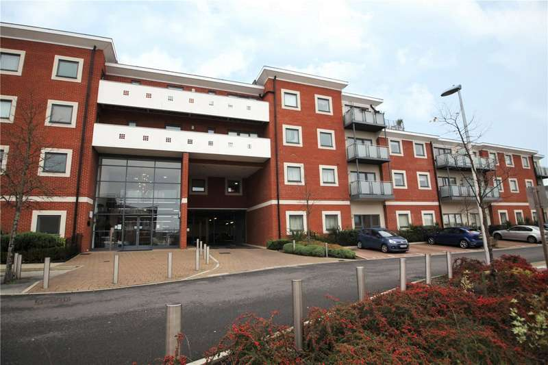 2 Bedrooms Flat for sale in Heron House, Rushley Way, Reading, Berkshire, RG2