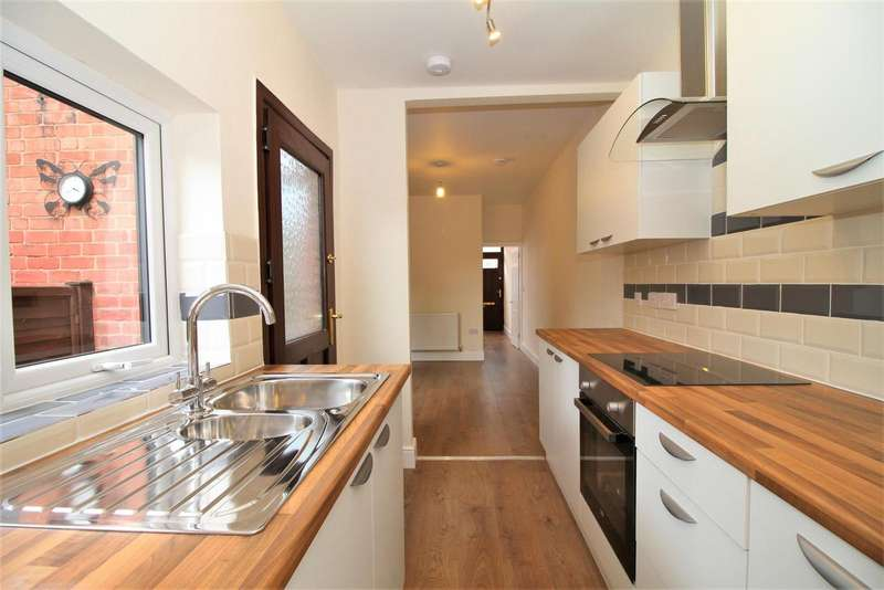 2 Bedrooms Terraced House for sale in Highfield Street, Coalville