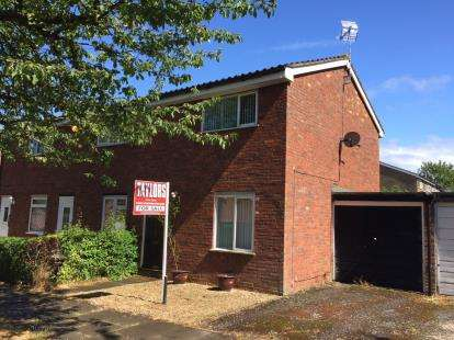 2 Bedrooms End Of Terrace House for sale in Hale Avenue, Stony Stratford, Milton Keynes, Bucks