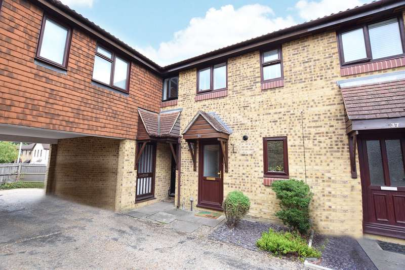 2 Bedrooms Terraced House for sale in Slaidburn Green, Bracknell, Berkshire, RG12