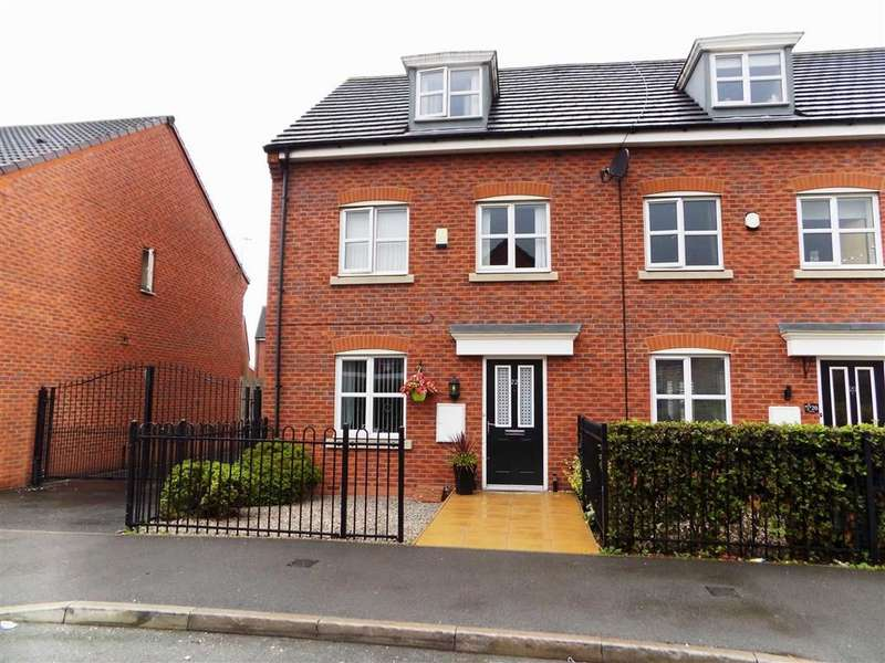 3 Bedrooms Town House for sale in Fylde Lane, Manchester