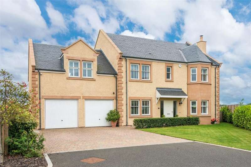 5 Bedrooms Detached House for sale in Carberry Close, Inveresk, East Lothian