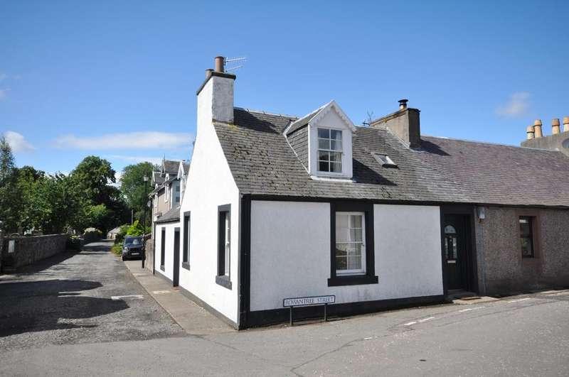 1 Bedroom End Of Terrace House for sale in 1 Rowantree Street, Girvan KA26