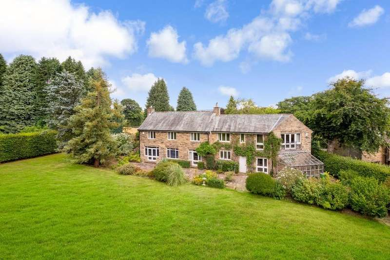 5 Bedrooms Detached House for sale in Jubilee Trees, Burley Woodhead, Ilkley