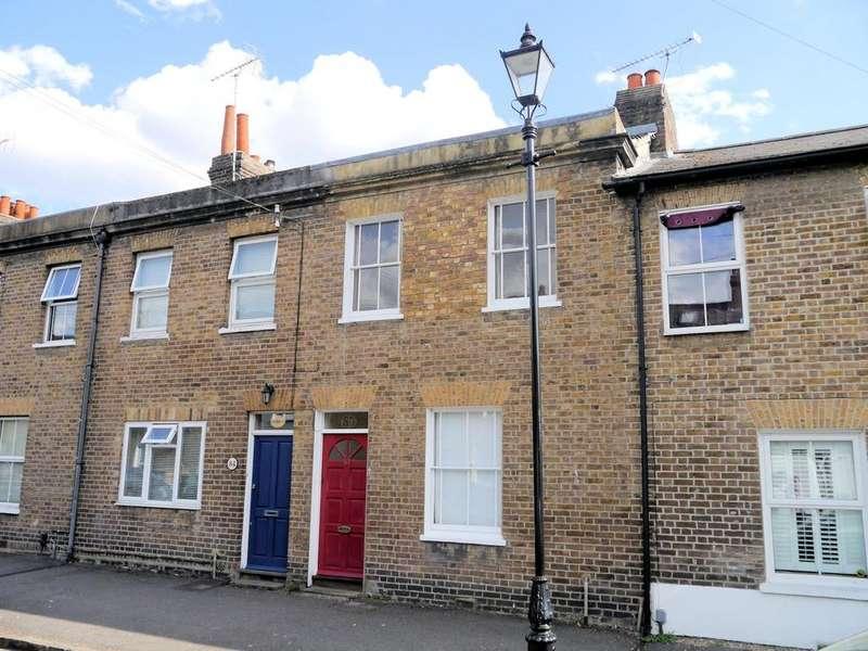 2 Bedrooms Terraced House for sale in Bexley Street, Windsor SL4