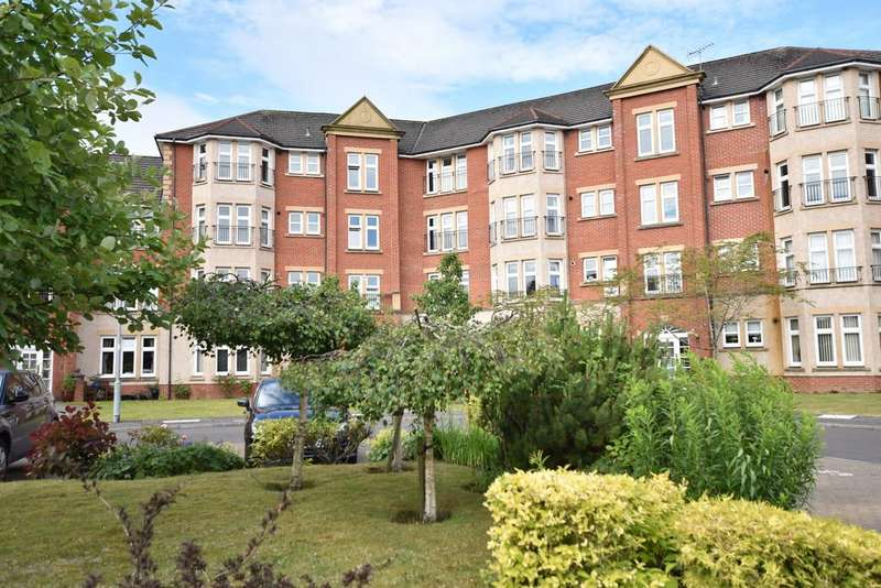 2 Bedrooms Flat for sale in Mill Brae Court, Prestwick