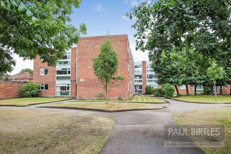 1 Bedroom Apartment Flat for sale in Aylesby Court, 487 Wilbraham Road, Chorlton, Manchester
