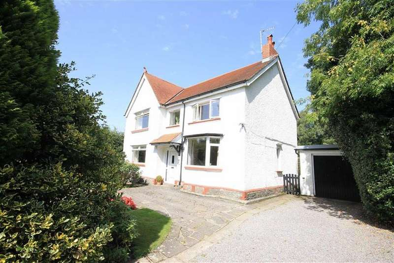 4 Bedrooms Detached House for sale in Trehill, St Nicholas, Vale Of Glamorgan