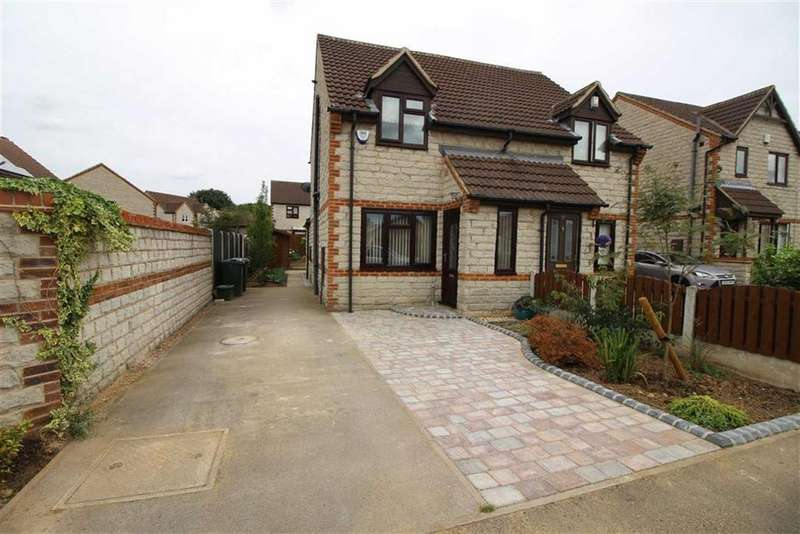 2 Bedrooms Semi Detached House for sale in Corn Hill, Conisbrough