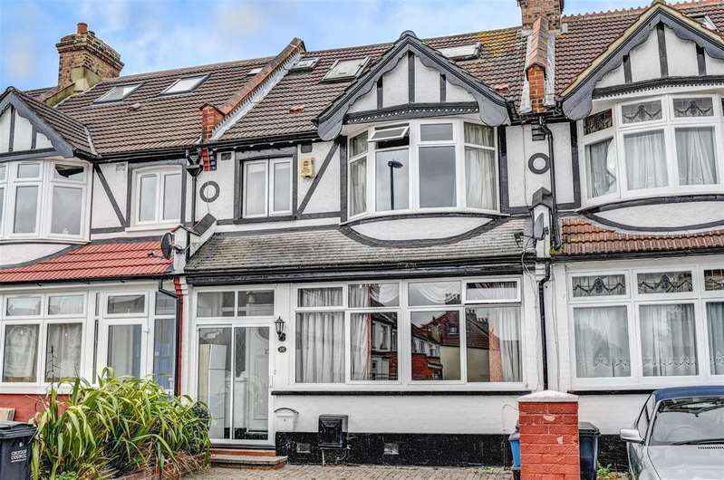 4 Bedrooms House for sale in Ardfern Avenue, London