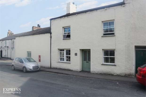 4 Bedrooms End Of Terrace House for sale in Holborn Hill, Millom, Cumbria