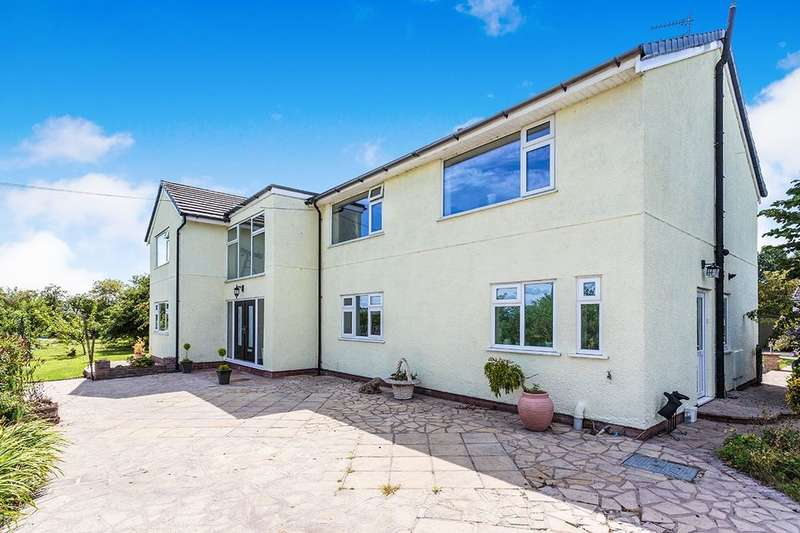 5 Bedrooms Detached House for sale in Green Lane, Preesall, Poulton-Le-Fylde, FY6
