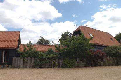 4 Bedrooms Barn Conversion Character Property for sale in Church End, Gamlingay, Sandy, Cambridgeshire