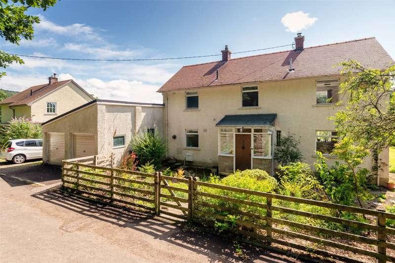 3 Bedrooms Detached House for sale in Dunvorist, Brae Street, Dunkeld, Perthshire, PH8