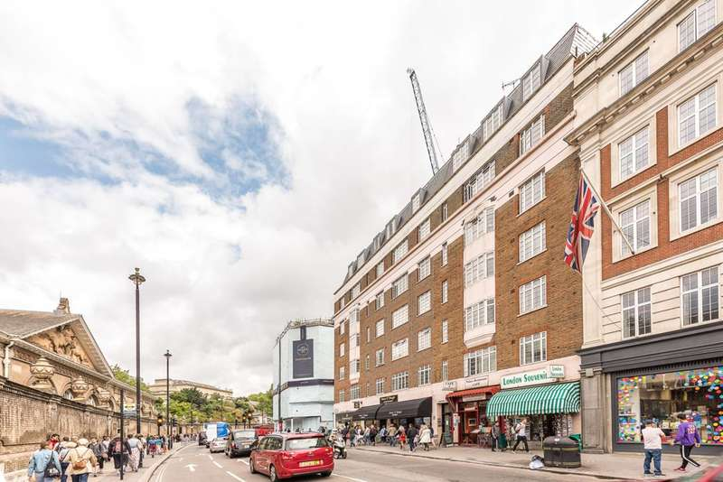 3 Bedrooms Flat for sale in Buckingham Palace Road, St James's Park, SW1W
