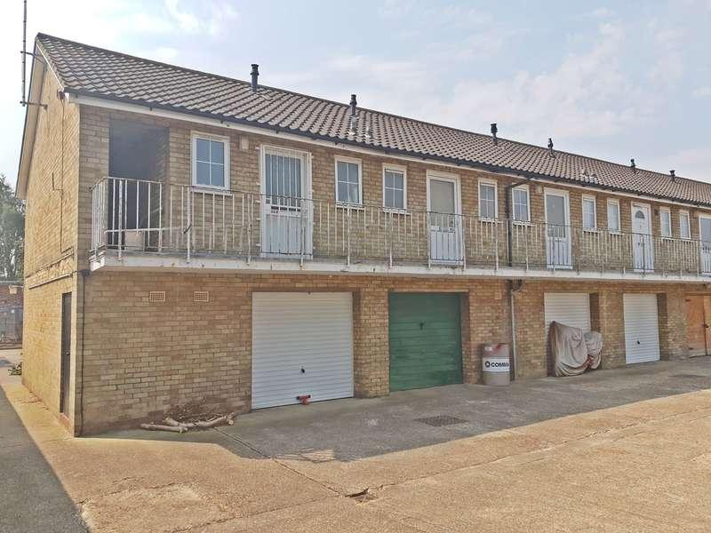 1 Bedroom Flat for sale in Howlands, Welwyn Garden City, AL7