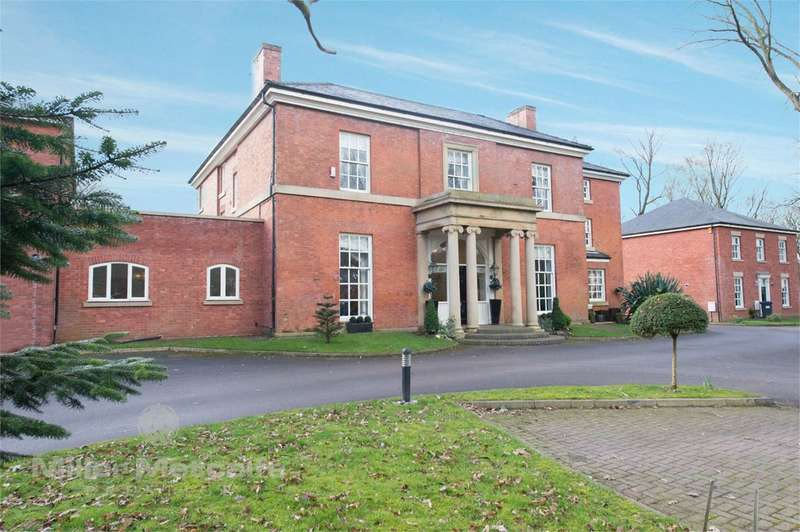 5 Bedrooms Link Detached House for sale in The Parklands, Radcliffe, Manchester, M26