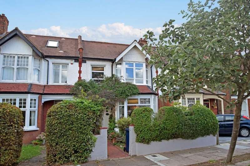 3 Bedrooms Terraced House for sale in Bramber Road, North Finchley, N12