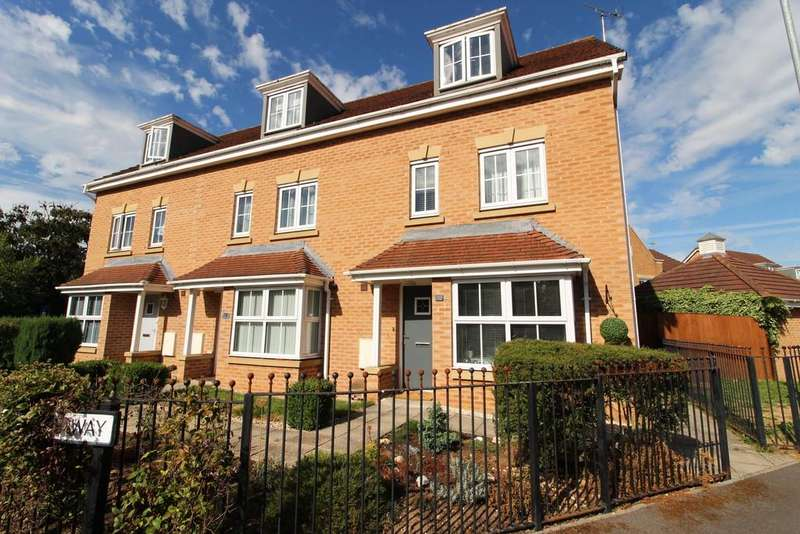 4 Bedrooms Town House for sale in The Avenue, Gainsborough