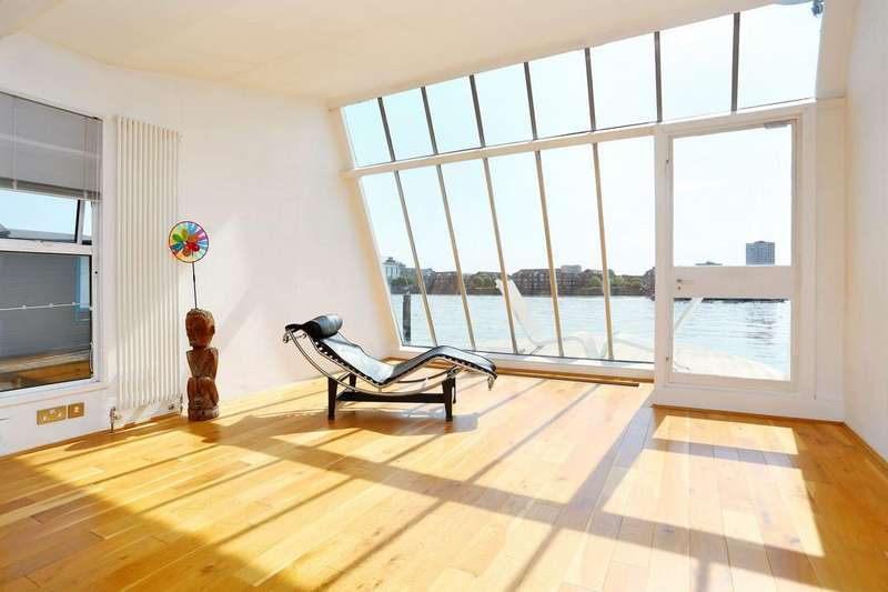 2 Bedrooms House Boat Character Property for sale in Cheyne Walk, Chelsea SW10