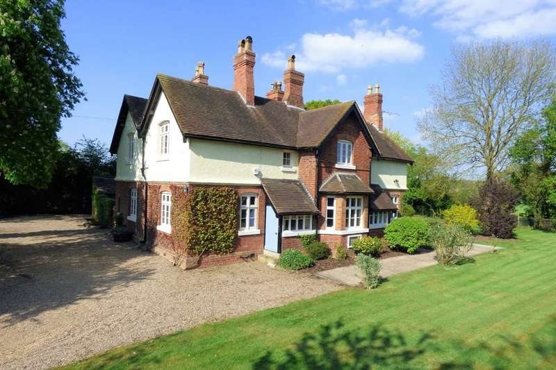 4 Bedrooms Detached House for sale in Coplow Lane, Foston