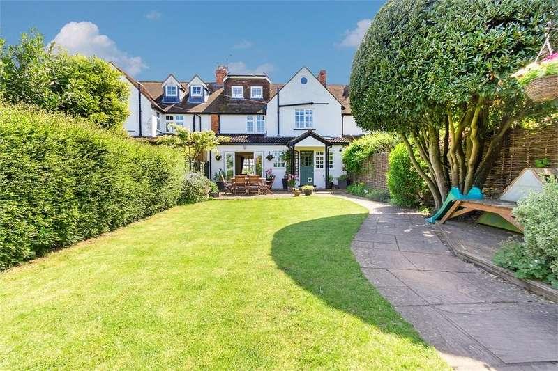 4 Bedrooms Terraced House for sale in Manor Cottages, Ham Lane, Old Windsor, Berkshire